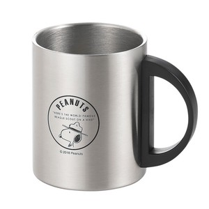 Double Stainless Mug