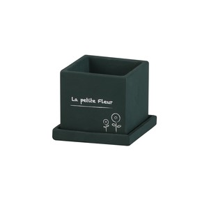 [Abite] A/W Petit Rule Square Pot