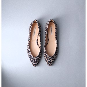 [ 2020NewItem ] SC Animal Leather Flat Pumps