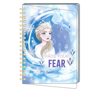 Disney Frozen Ring Notebook