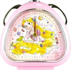Tease Disney Rice Ball Clock Lens Rapunzel