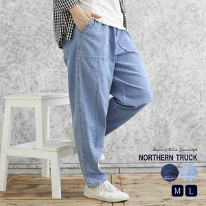 Rack Stretch Denim Tapered Pants