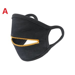 [ 2020NewItem ] Zipper Mask Round Return