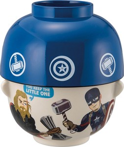 Soup Bowl Japanese Rice Bowl Set Captain America