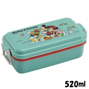 Prime 1 Step Lunch Box Mick Friends Picnic