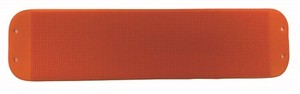 Silicone Long Brush Orange