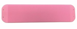 Silicone Long Brush Pink