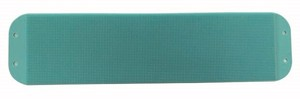 Silicone Long Brush Mint Blue