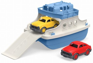 boat Model Car Attached Assort
