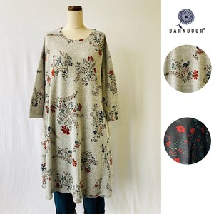Reservations Orders Items [ 2020NewItem ] Vintage Floral Pattern Flare One-piece Dress