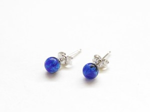 Original Color Firefly Glass Pierced Earring