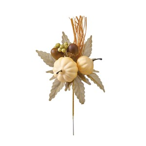 Nuance Pumpkin Pick Artificial Flower Flower Pumpkin Pumpkin Halloween