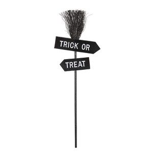 Trick Treat Pick Black Decoration Material Halloween