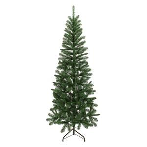 ★MAGIQ★クリスマスツリー スリム6.5F コーナーツリー インテリアグリーン