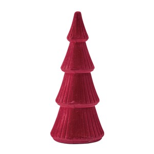 Rouge Tree Red Christmas Tree Ornament Christmas Display