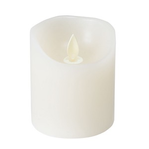 Plain LED Candle LED Candle Flower Material
