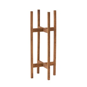 Wood Stand Tall Planter Stand
