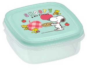 SNOOPY Square Shape Sweets Blue