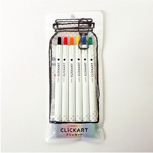 ZEBRA Aqueous 6 color set