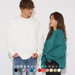 A/W 12 Colors Fleece Sweat Sweatshirt