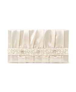 Pearl Bijou Motif Attached Wrapping Cloth