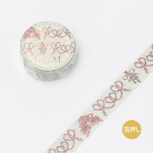 [BGM] Washi Tape  / Masking Tape Foil Stamping Fairy tale Ribbon