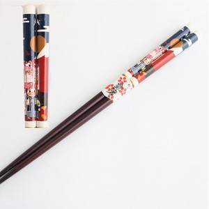 Fortune Beckoning cat Chopstick Call Beckoning cat Fuji