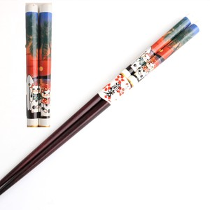 Fortune Beckoning cat Chopstick Call Beckoning cat Sunset Beach
