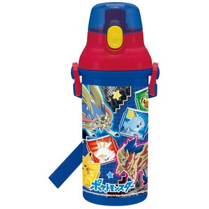 Wash In The Dishwasher for Kids To Drink Water Flask Pocket Monster Made in Japan