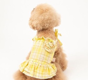 Dog Wear One-piece Dress Dog Dog Pet Pet Product