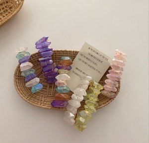 Natural stone Hair Clip