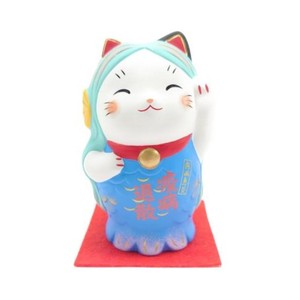Kinsai Beckoning cat Ornament Amulet