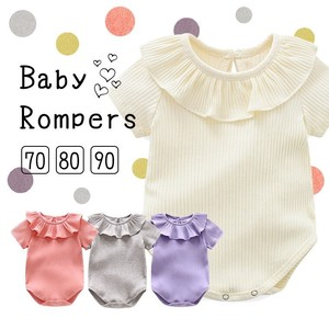 Baby Pants Pure Cotton Stretch Shoulder
