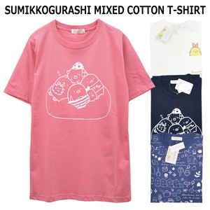 Sumikko gurashi Included Cotton Short Sleeve T-shirt