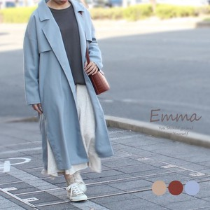 Trench Coat Outerwear Office Casual Over Early Spring