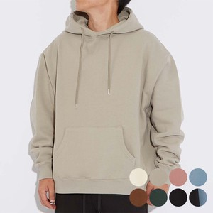 A/W 8 Colors Big Raised Back Sweat Hoody