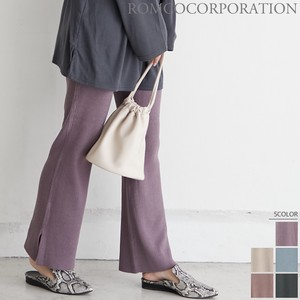 Settlement Flare Knitted Pants