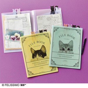 Kitten File Book