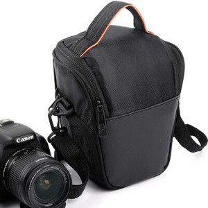 Unisex Standard Triangle Bag Shoulder Digital Outdoors Camera Bag