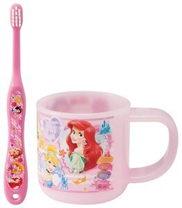 Stand Cup Toothbrush Set