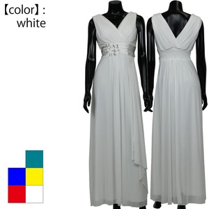 Costume Night Work Bijou A line Long Dress