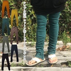Plain Cotton Leggings Shearing Leggings Asia Ethnic