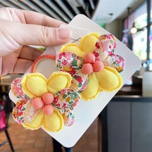 【2020新作】韓国風 ヘアアクセサリ キャンディーカラーヘアゴム