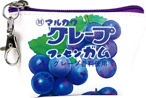 Release Sweets Series Triangle Mini Pouch Grape