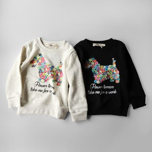 Flower Terrier Sweatshirt