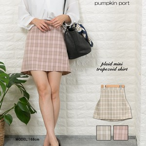 [ 2020NewItem ] Korea Checkered Skirt