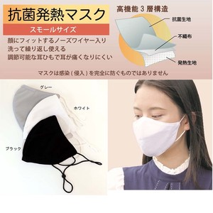 Antibacterial Fever Mask Lady