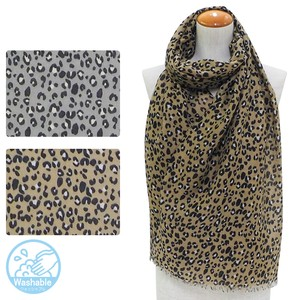 [ 2020NewItem ] A/W Leopard Thin Stole