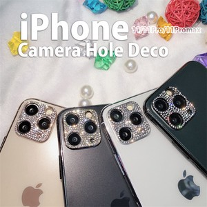 iPhone Camera Protection Smartphone Accessory Camera Metal Protection