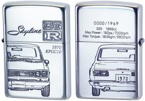 ZIPPO 日産GT-R